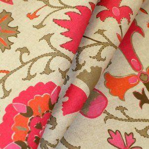 Women's Luxury Folk Art Calypso Hibiscus